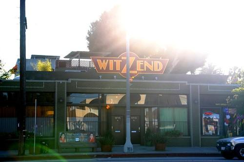 WITZEND LIVE - 1717 Lincoln Blvd. Venice 90291