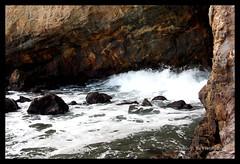 Underwater cave abalone cove (John T. Tu Photography) Tags: ocean california park water rock john t photography cove shoreline southern abalone tamron tu beachs verdes palos rancho priate canonxs ptprinze