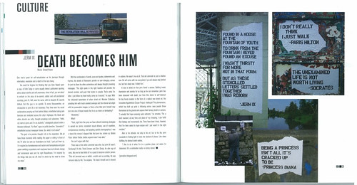 death becomes him - jerm IX feature in ION magazine #63