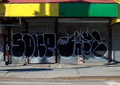 (break.things) Tags: nyc newyorkcity ny newyork soup graffiti al manhattan jade