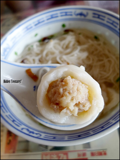 Foochow Fishballs