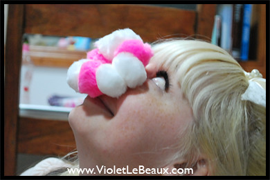 Pompom Hair Tie Tutorial