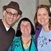 Zoeticans: Geoff Livingston, Beth Kanter, Kami Huyse