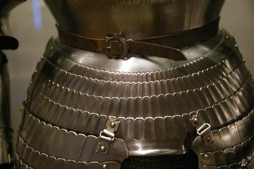 Detail of Maximilian Armor by THoog.
