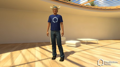 PlayStation Home - The Tester Viking Male