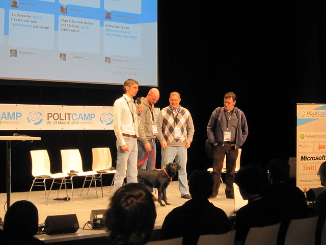 Politcamp 2010 by Rabenvater