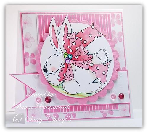 SassyCheryl's Funky Bunny