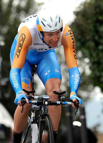 Ryder Hesjedal - Volta a Catalunya, stage 1