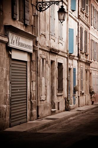 Siesta in Provence