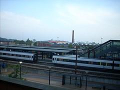 Bahnhof Odense
