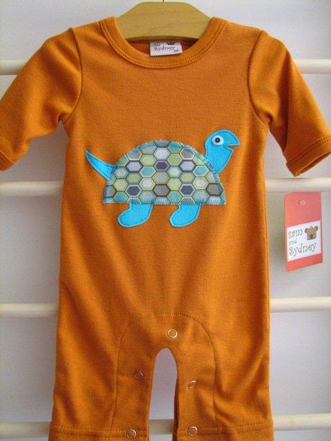 Turtle Romper1