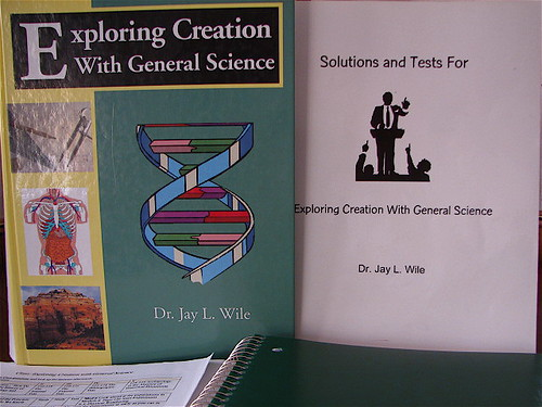 Apologia General Science, 1st Edition