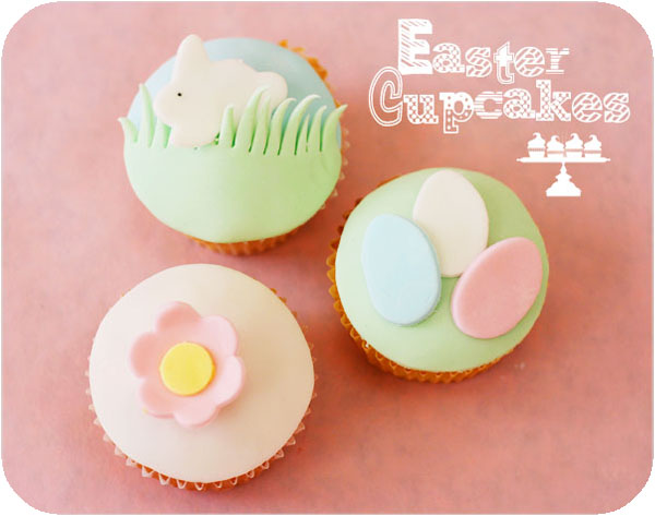 Easter Cupcakes copy
