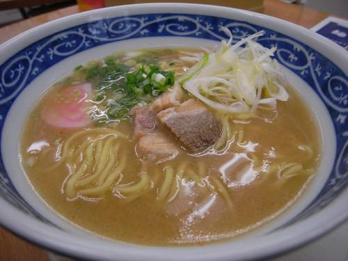麺類いろいろ製麺所併設の『豊国製麺所』@大和郡山市