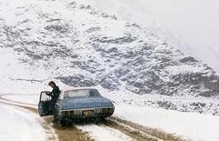 Alaska June 1970 (Pierre♪ à ♪VanCouver) Tags: alaska yukon denalinationalpark mountmckinley beentheredonethat thehighone sofarsocute athabaskanlanguage earlyorlatesnowstorm anotheronenotonexplorelol rememberexxonvaldez