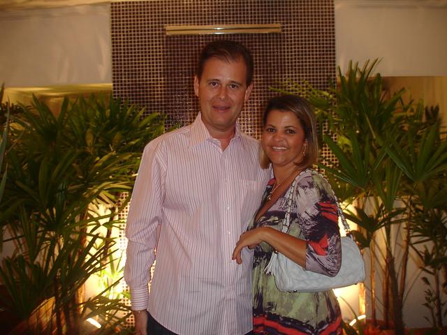 Dr Jeferson Camillo e Dr? Veralucia Vieira by Dr Jeferson Camillo
