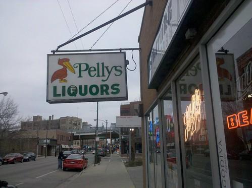 pelly's liquors