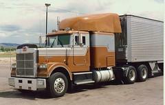 Marmon U.S. Gov't armored truck I (PAcarhauler) Tags: tractor truck semi trailer armored coe sander usgovt marmon