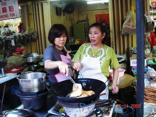DSC02172  Imbi Market 燕美巴刹,吉隆坡