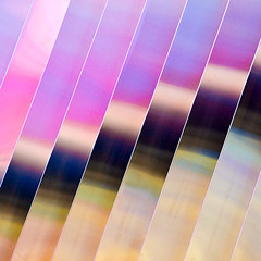 m-1500 Transitions (tengtan (away awhile)) Tags: lines metal reflections colours spectrum geometry metallic patterns steps optical bands hues graduations teng spectral transitions diagonals 500x500 auselite tengtan artofimages bestcapturesaoi