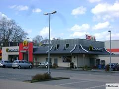McDonald's Köln Amsterdamerstrasse 236 (Germany)