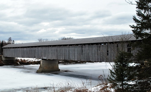 Mount Orne Bridge, Vermont