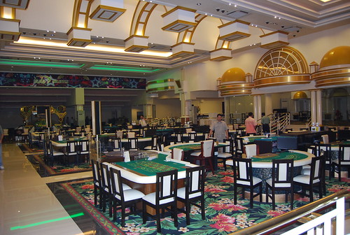 Oxford Hotel Casino Interior 1