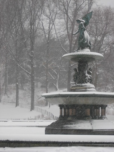 Picture 11: Snow Fountain