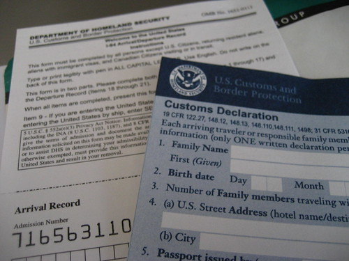 The Bureaucracy of US Customs & Border Protection