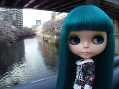 Moving Blythe doll 5