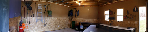 Shed Panorama