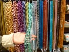 Moda: correntes coloridas