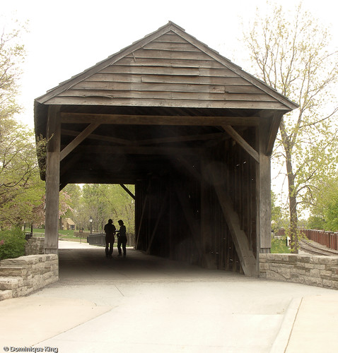 Greenfield Village covered bridge-1