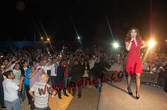 بالصور إليسا تتألق على شاطئ ستيلا دي ماري بمصر