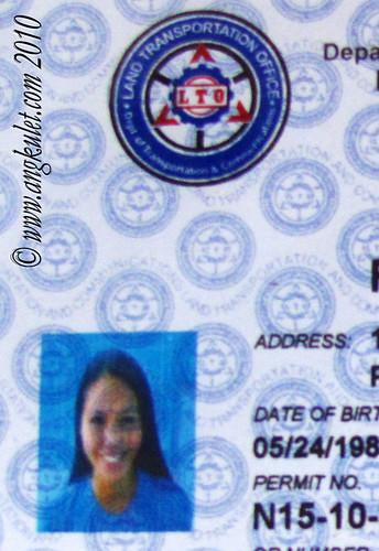 Student Driver Permit