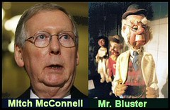 Howdy Doody Mitch McConnell