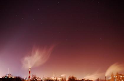 Ночной Житомир