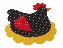 (Neusa Vieira Artesanato Fino) Tags: flores art galinha pano flor artesanato gato pato carro toalha colagem patch prato carrinho vieira fino neusa patinho patchcolagem