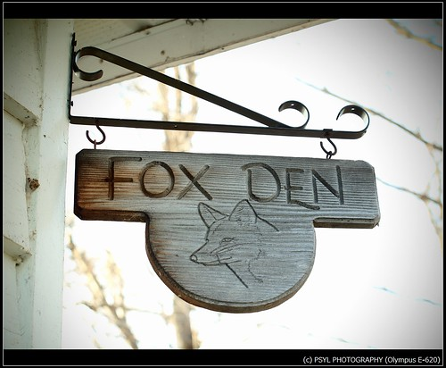 Paul and Frances's House - Fox Den