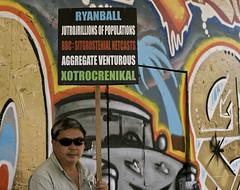 Frank on a Mission (Generik11) Tags: sf people art graffiti murals frankchu sfist calibersfpw041810