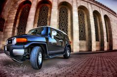 DemandeR (WalooyTheGreat) Tags: car bahrain mosque fj alfateh    walaa jufair      almehry