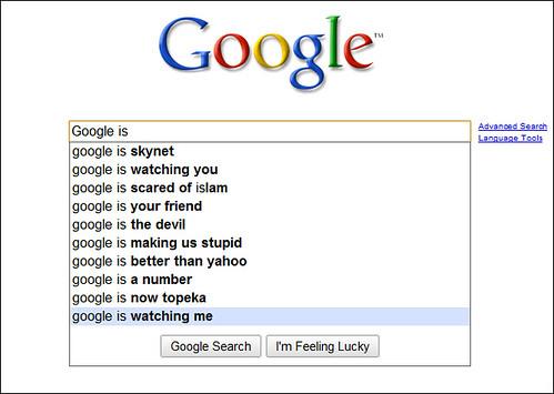 Google is ...