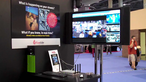 ISC West 2010 Video Surveillance Demo
