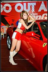 DSC_0004 (maikudesu) Tags: cars models carshow carshowwomen