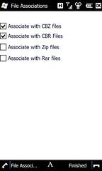 ComicReader mobi 2.0.3 File Asso