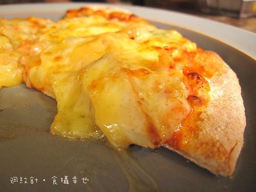 sofree柴燒pizza仔細看