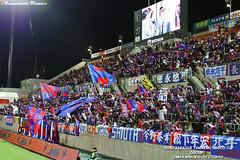 FC東京ゴール裏 NACK5スタジアム大宮