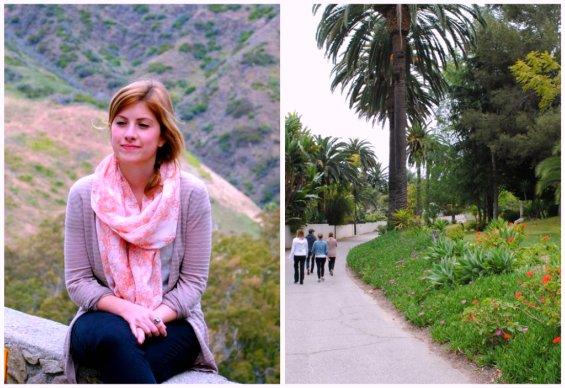 malibu/austria & family hiking