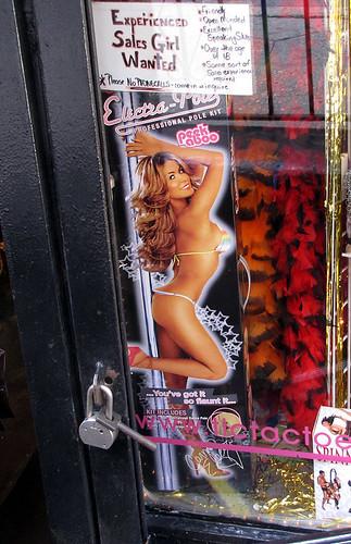 Carmen Electra Lap Dance Routine