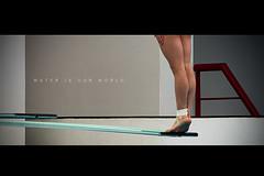 Water is our world (Anu@r.) Tags: world woman water pool divers legs diving fina series veracruz piernas alberca trampolin clavados bocadelrio